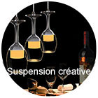 Suspension créative